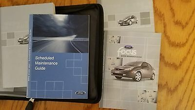 2003 ford focus owners manual free