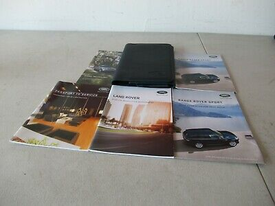 2014 range rover sport owners manual