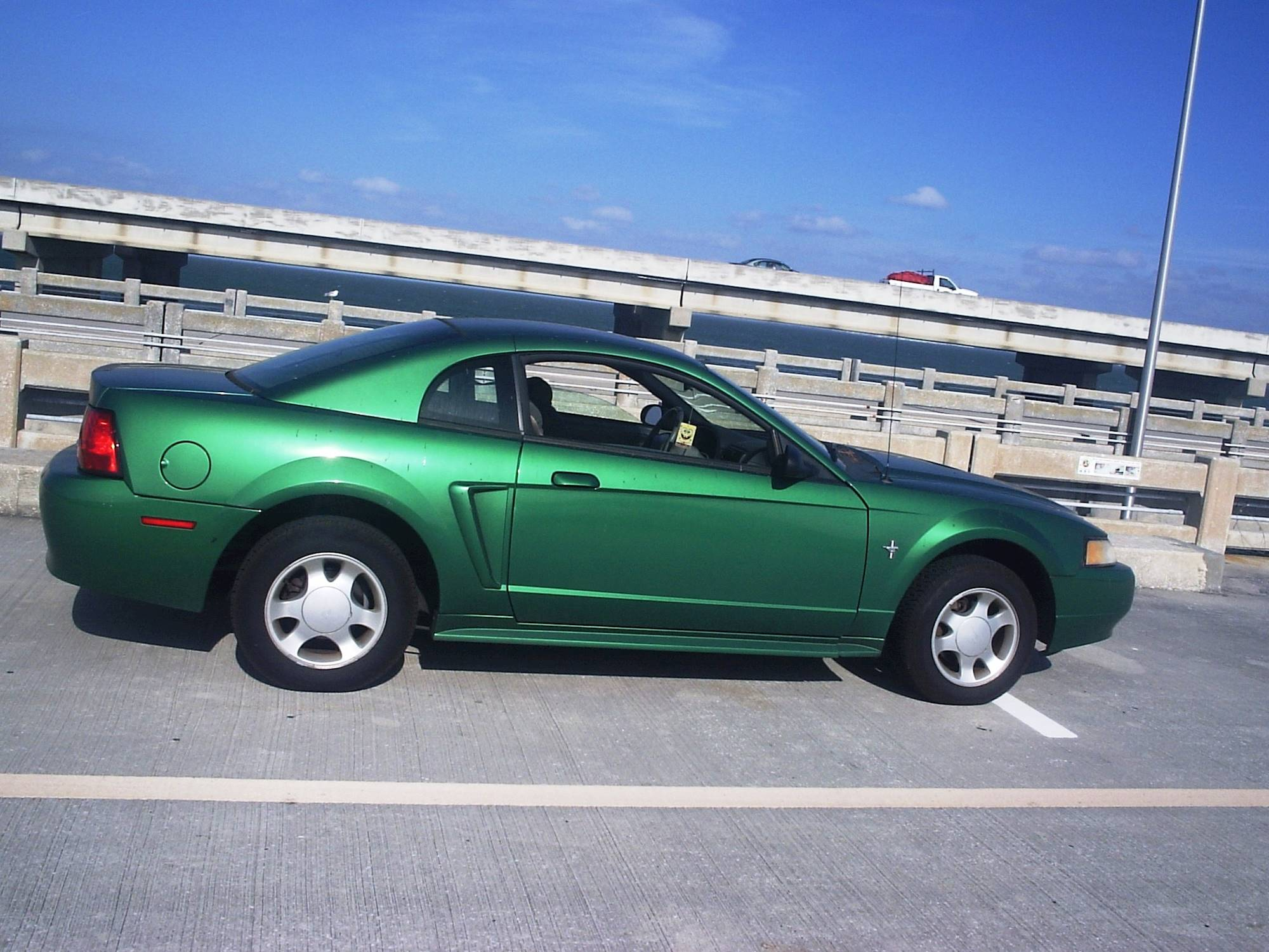 2000 ford mustang v6 owners manual