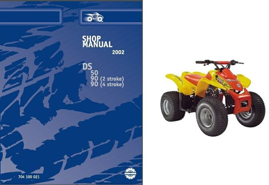 can am ds 90 service manual pdf