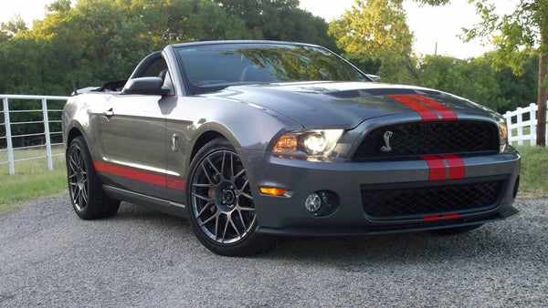 2011 ford mustang service manual