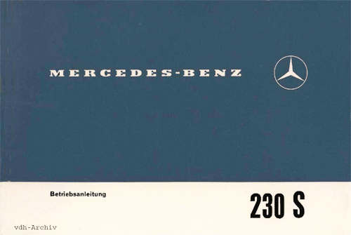 1986 mercedes 420 sel owners manual
