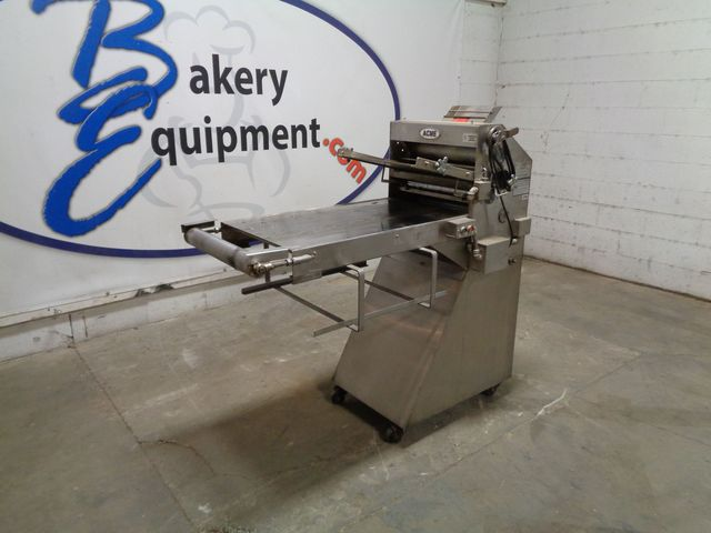 acme dough roller owners manual