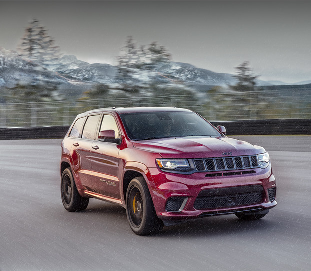 2018 jeep grand cherokee trailhawk owners manual