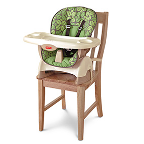 fisher price space saver high chair user manual