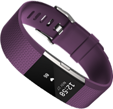 fitbit charge 2 plum manual