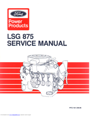 ford lsg 423 service manual